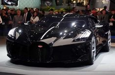 Rolls Royce Sweptail has been beaten by Bugatti La Voiture to become the world's most expensive car