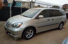 Honda Odyssey 2005 Silver for sale