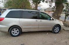Toyota Sienna 2008 Silver for sale