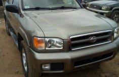 Nissan Pathfinder 3.5 2003 Brown for sale