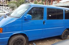 Volkswagen Transporter 1999 Blue for sale