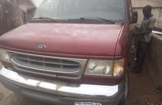 Ford Triton 1999 Red for sale