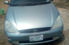 Ford Focus 2002 Wagon Silver for sale