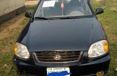 Hyundai Accent 2003 Blue for sale