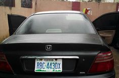 Honda Accord 2.0 VTS 1998 Black for sale
