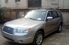 Subaru Forester 2006 Gold for sale