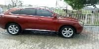 2012 Lexus RX Red for sale