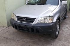 Honda CR-V 2002 Gray for sale