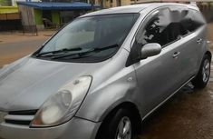 Nissan Note 2007 Gray For Sale