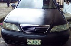 Acura RL 2002 Black for sale