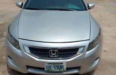 Honda Accord 2019 Silver for sale