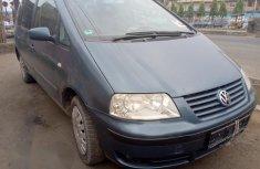 Volkswagen Sharan 2002 Blue for sale
