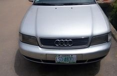 Audi A4 1999 1.8 Automatic Silver with low price