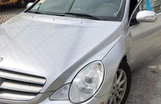 Mercedes-Benz R350 2006 Silver for sale