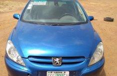 Peugeot 307 2007 Blue for sale