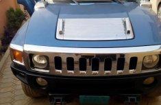 Hummer H3 2008 SUV Blue