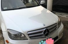 Mercedes-Benz C300 2008 White for sale