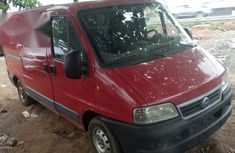 Fiat Ducato 2006 Red for sale