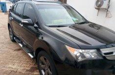 Acura MDX 2008 Black for sale