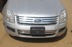 Ford Fusion 2009 Silver for sale