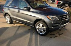 Mercedes-Benz ML 2013 Gray for sale