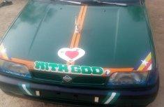 Nissan Sunny 1999 Green