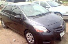 Toyota Yaris 2007 Sedan Black for sale
