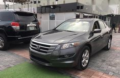 Honda Accord CrossTour 2011 Beige for sale