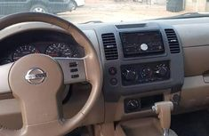 Nissan Frontier 2005 Automatic Green