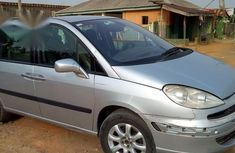Peugeot 806 2009 Silver for sale