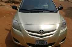 Toyota Yaris 2007 Gold for sale