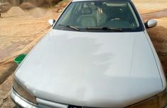 Peugeot 406 Coupe 2000 Gray for sale