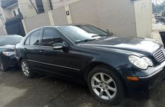 Mercedes-Benz C320 2002 Black for sale
