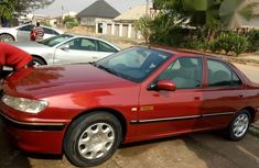 Peugeot 406 2004 Red for sale