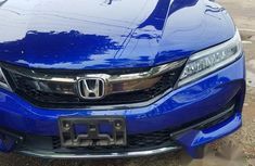 Honda Accord 2017 Blue for sale