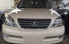 Well-maintained Lexus GX470 for sale