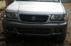 Honda Passport 2003 Silver for sale