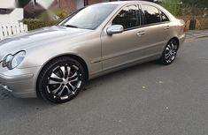 Mercedes-Benz C180 2004 Gray for sale