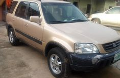 Honda CR-V 2000 2.0 Automatic Gold for sale