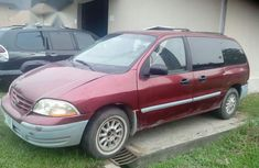 Ford Windstar 2002 Red for sale