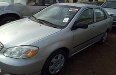 Toyota Corolla 2006 LE Silver for sale