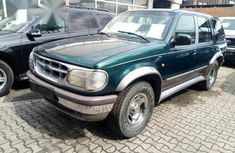 Ford Explorer 2000 Green  for sale