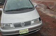 Volkswagen Sharan 2000 Automatic Silver for sale
