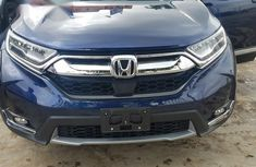 Honda CR-V 2017 Blue for sale