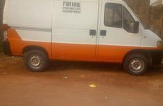 Fiat Ducato 1999 white for sale