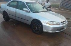 Honda Accord 2001 5P Silver for sale