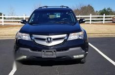 Acura MDX 2008 Blue for sale
