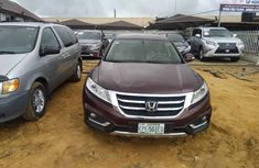 2012 Honda Accord CrossTour for sale in Lagos