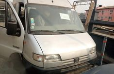 Peugeot Boxer 1997 Silver for sale
