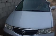 Used Honda Odyssey 2004 Silver for sale